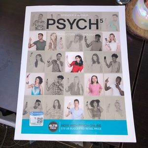 PSYCH5 Introductory Psychology Spencer A Rathus